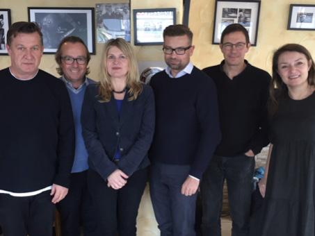 Dr. Stéphane Ganassali nominated as new mercuri academic advisor.